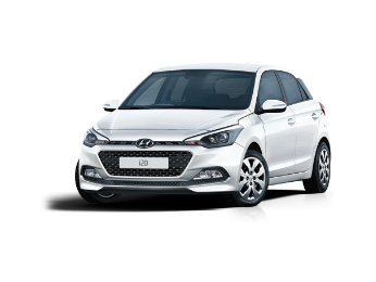 HYUNDAI i20 AUTO OR SIMILAR